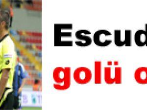 Escude'nin golü ofsayt