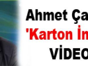 Çakar'dan Fatih Terim'e şok benzetme - VİDEO