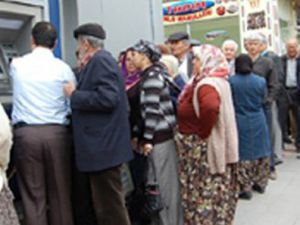 Emeklilere para müjdesi