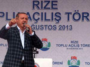 Başbakan Erdoğan: Beyaz Saray'a ne oluyor? VİDEO