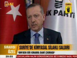 Erdoğan: Büyük devletiz çatladıkapı muhtarlığı değil