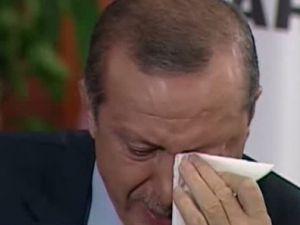 Erdoğan'ı canlı yayında ağlatan mektup - VİDEO