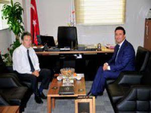 AGÜ Rektörü Sabuncuoğlu'ndan Melikşah Üniversitesi'ne Ziyaret