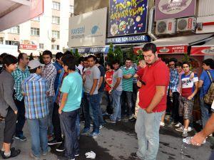 Beşiktaş Tarafları Bilete Yoğun İlgi Gösteriyor