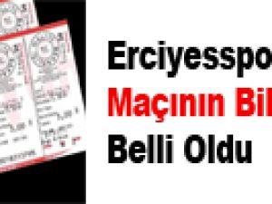 Erciyesspor - Beşiktaş Maçının Bilet Fiyatları Belli Oldu