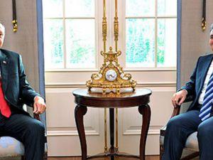 Gül ve Erdoğan'ın Mısır görüşmesi sona erdi