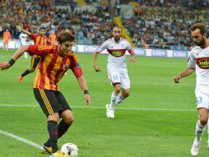 Kayserispor 1 - 0 Sivasspor Geniş Özet