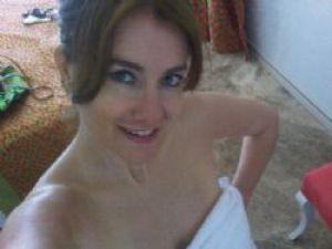 Hilal Cebeci'den Rus kadın twiti!