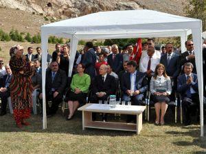 MHP LİDERİ BAHÇELİ, KAYSERİ'DE CİRİT İZLEDİ