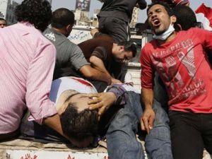 İşte Mısır'da ordunun katliam bilançosu - CANLI YAYIN