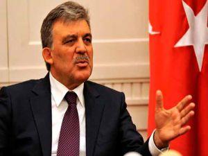 Cumhurbaşkanı Gül, 'Yaşananlar İslam dünyası adına bir utanç'