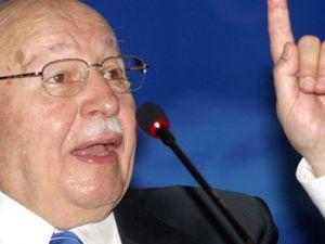 'Erbakan Hocamızı Ergenekon zehirledi'