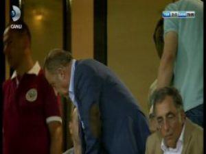 Terim Milli maçı terketti - VİDEO