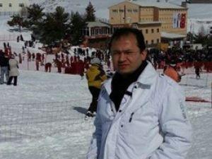 Kayseri'de Kar Yağışı Turizmcileri Sevindirdi