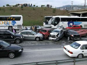 Her Gün 891 Trafik Kazası Meydana Geliyor