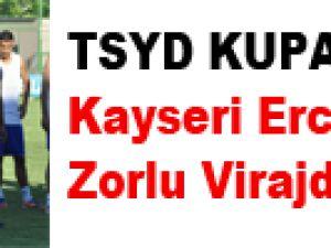 Erciyesspor'un TSYD Maçı hangi Kanalda, Saat Kaçta