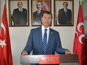 KAYSERİ MHP'DE BAYRAMLAŞMA