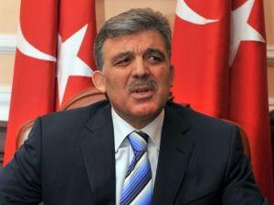 Cumhurbaşkanı Gül'den 'Gezi'li bayram mesajı