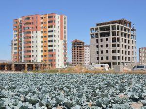 Kocasinan'dan 125 bin kişilik konut ev