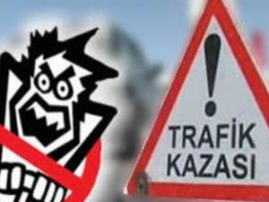 Kayseri'de Trafik Kazası:28 Yaralı