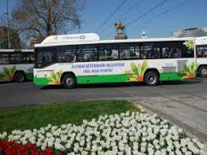 Kayseri Büyükşehir'den Bayram'da mezarlığa ücretsiz otobüs seferleri