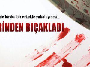 Konya'da evinde karısını başka bir erkekle yakaladı ve...
