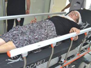 Yenidoğan'da Ayağını Akrep Sokan Kadın Hastanelik Oldu
