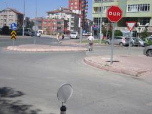 Kayseri'de Trafikte görüntü kirliliği!