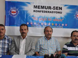 KAYSERİ MEMUR-SEN TOPLU SÖZLEŞME TALEPLERİNİ AÇIKLADI