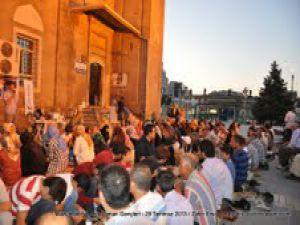 DUALAR AFRİKAYA, NAMAZ MISIR'A