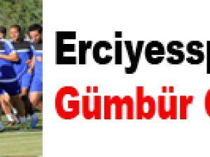 Erciyesspor Gümbür Gümbür