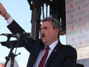 PYD bayrağı neden indirildi Destici'den Türkiye'yi sarsacak iddia