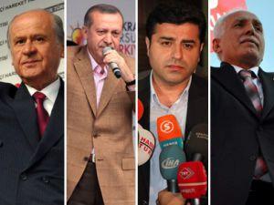 Erdoğan'a Sunulan Anket