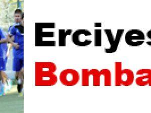 Erciyesspor Bomba Gibi