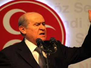 Bahçeli: Erdoğan Ya Ülkeden Kaçacak Ya Da...