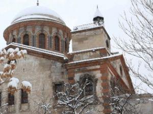 Talas'ta Kış
