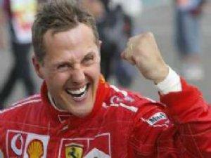 Schumacher'in doktorundan açıklama