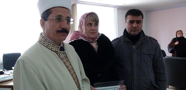 Ukraynalı Lilia, Müslüman Oldu