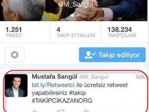 Mustafa Sarıgül Karizmayı Fena Çizdi!