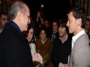 Başbakan Erdoğan, Rıdvan Dilmen'le Görüştü