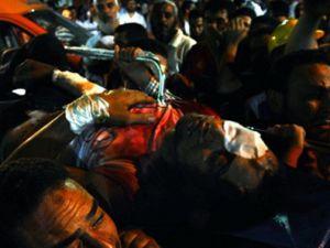 Mısır'da katliam:  200 ölü - 4500 yaralı - VİDEO