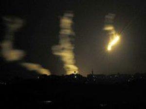 İsrail yine Gazze'yi bombaladı!
