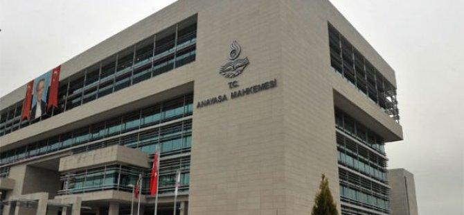 Anayasa Mahkemesi: BDP'li Tutuklu Vekiller Haklı
