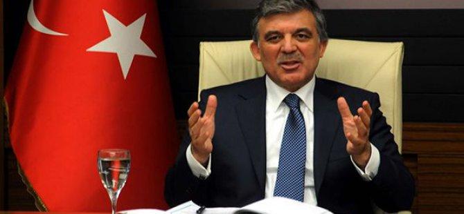Cumhurbaşkanı Abdullah Gül tekrar aday olacak mı?