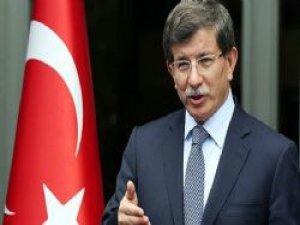 Ahmet Davutoğlu'dan Bünyamin Aygün Açıklaması