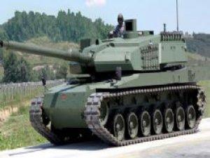 Altay tankı için yerli motor üretilecek!
