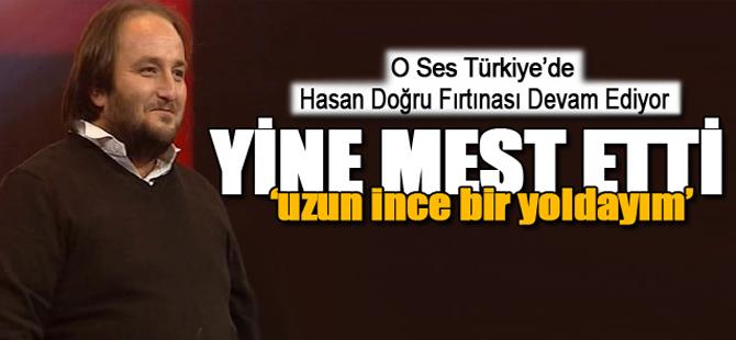 O Ses Türkiye Hasan Doğru Uzun İnce Bir Yoldayım