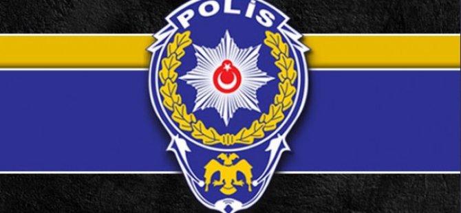 350 polisin görev yeri değişti