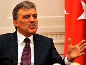 Abdullah Gül'den Gezi Parkı ve Mısır açıklaması