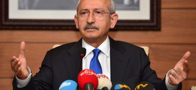 Kılıçdaroğlu: Başbakan Yolsuzluğu Savunuyor